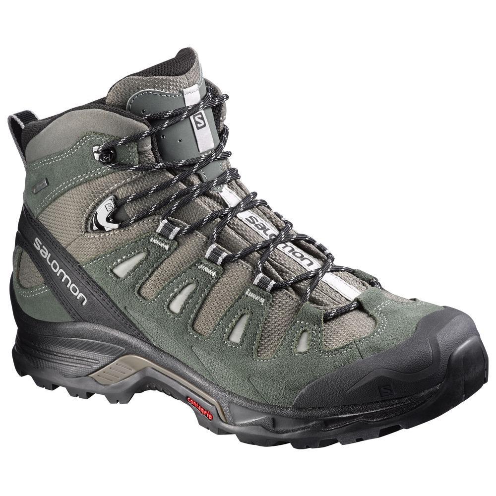 Uomo Da Quest Escursionismo Grigio Gtx® Prime Salomon Scarpe fXqxt1FwnX