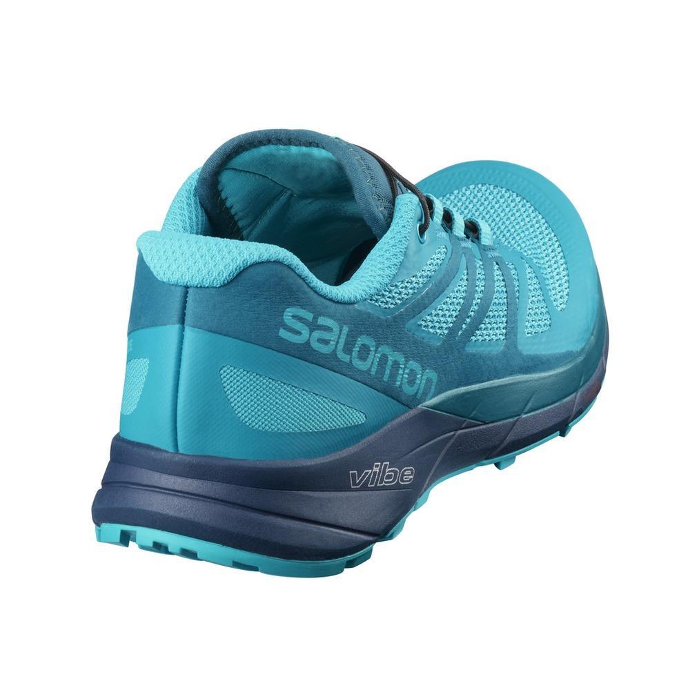 Migliori Scarpe Running Salomon SENSE RIDE 2 W Donna Blu