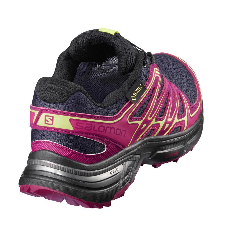 Scarpe running – Salomon Wings Flyte 2 Gtx® W Donna Rosso Salomon Donna, Scarpe running
