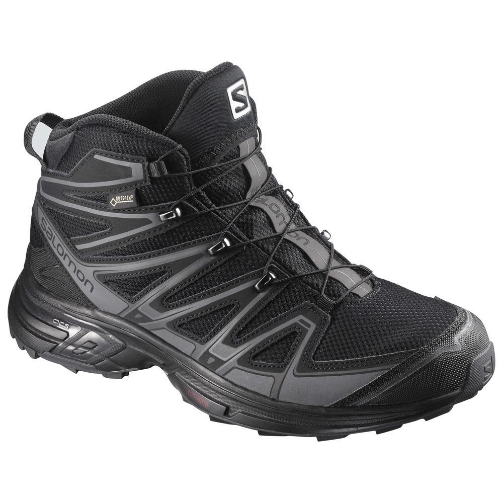 Salomon - X-Chase Mid Gtx® Uomo Scarpe da escursionismo Grigio ... 9a836fb5b1e