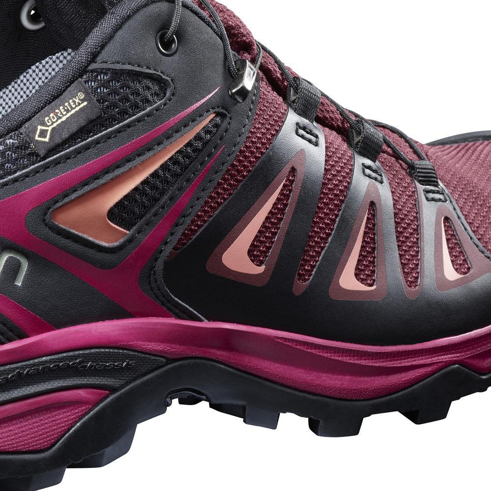 3 Salomon X Da Bitonto Ultra Gtx® W Escursionismo Donna Scarpe GrigioElaia 354qjARL