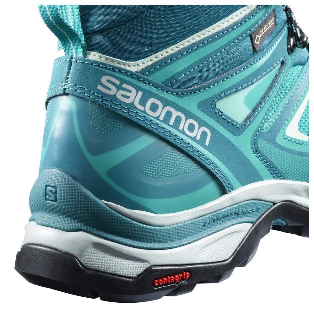 Escursionismo Arancio Da W Gtx® Mid Salomon Scarpe 3 X Ultra Donna SqSUxTzvw