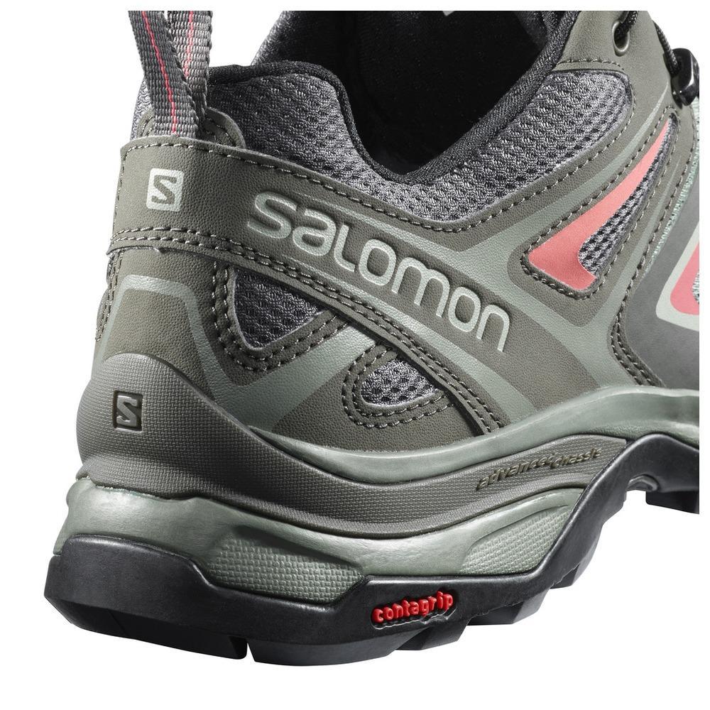 Salomon X Ultra 3 W Donna Scarpe da escursionismo Verde   Elaia Bitonto