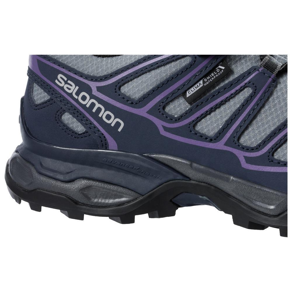 Cs Escursionismo Da W Donna Wp Prime Salomon Scarpe Ultra Grigio X t4UqOzPx