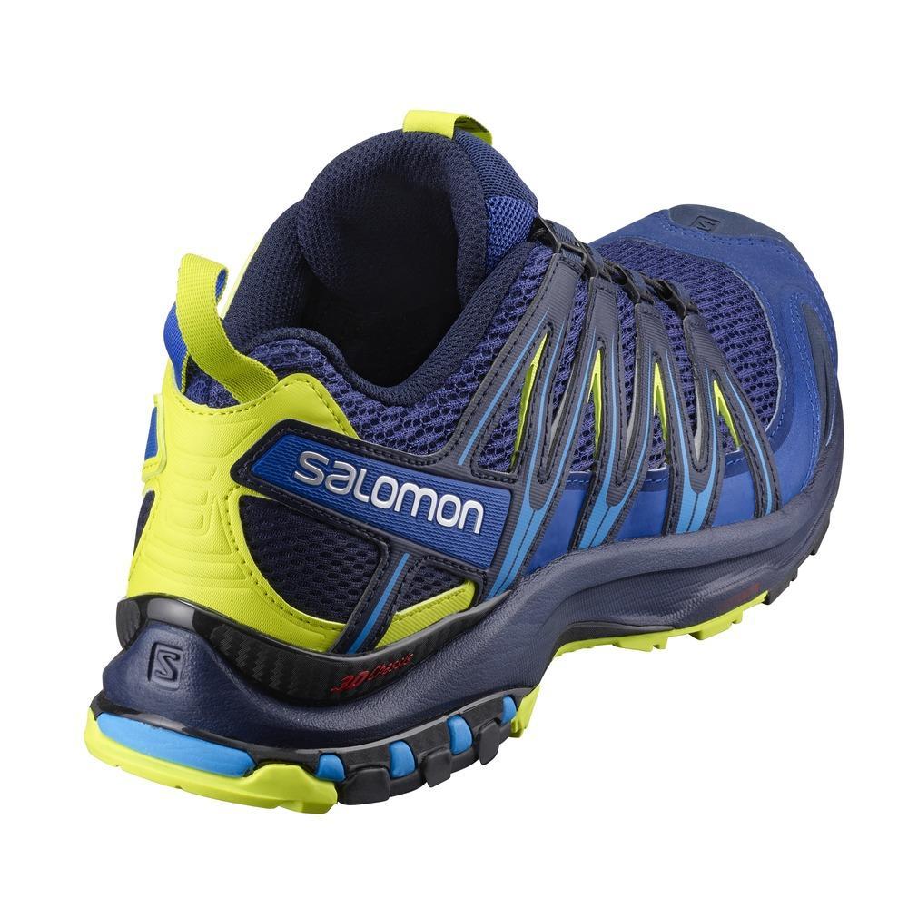 Salomon Xa Pro 3D Uomo Scarpe running Grigio   Elaia Bitonto